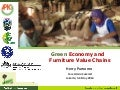 Green Economy and Furniture Value Chains