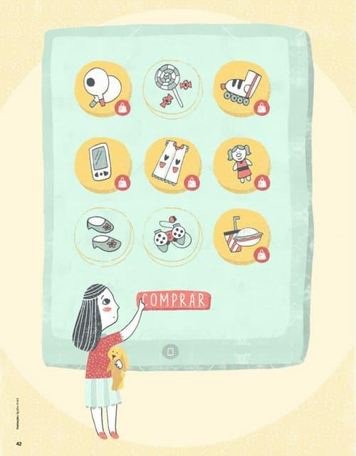 Tendências do comportamento de consumo infantil