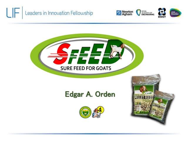 SFeed - EA_Orden