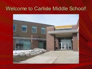 6th grade orientation powerpoint