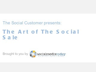 The Art of the Social Sale