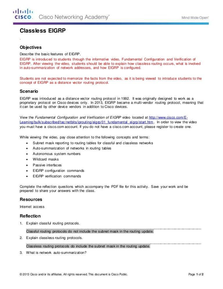 7 0 1 2 classless eigrp instructions ig