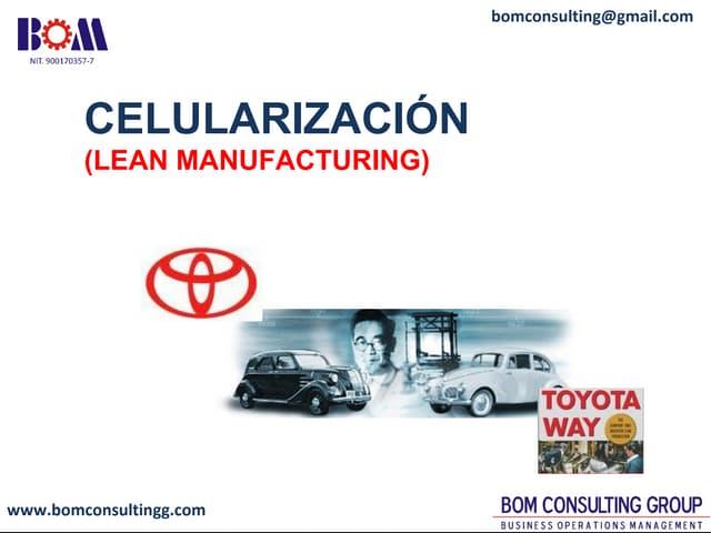 Celularización