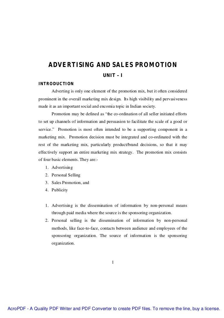 advertising  sales promotion 768 x 1087 · jpeg