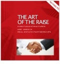 The Art Of The Raise Final - How Fund Structures Used in RE NEW EDITION MVI