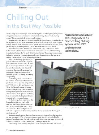 Cooling Tower Case Study - Metal Clad Construction vs HDPE