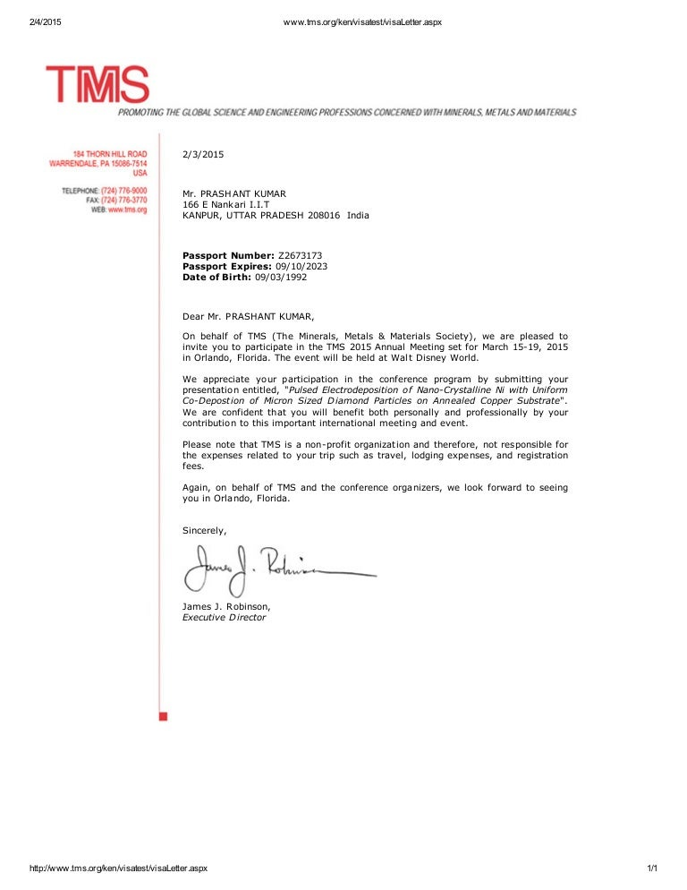 Tms15 conference visa invitation letter stopboris