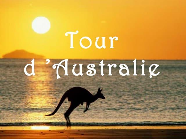 73 tourd australie