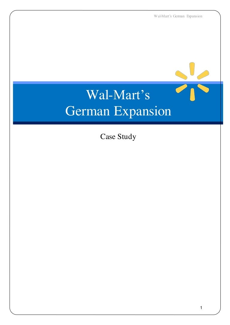 wal-mart case study questions answers Wal-Mart Case Study Essay Sample