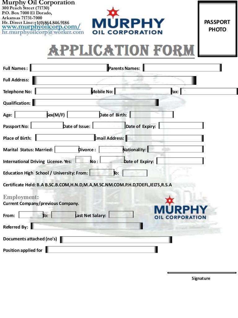 h and m model application form - Moren.impulsar.co