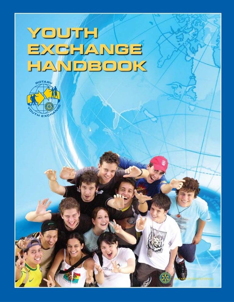 Rotary International YOUTH EXCHANGE HANDBOOK