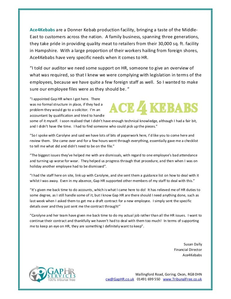 Case study ace4kebabs solutioingenieria Gallery