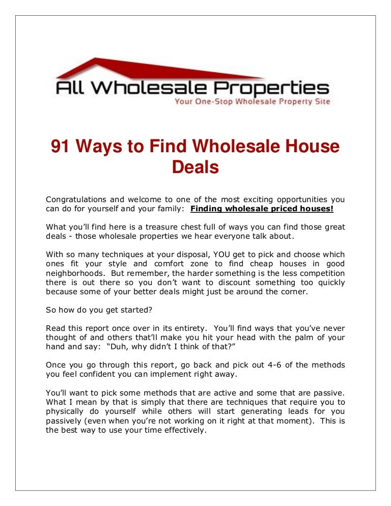 91 Ways To Find Houses At Wholesale Prices Sample Pre Foreclosure Letters From Banks on sample estate letters to heirs, sample letter of foreclosure home, sample foreclosure forms, sample foreclosure notice template, sample letter from a bank, sample foreclosure letter from lender,