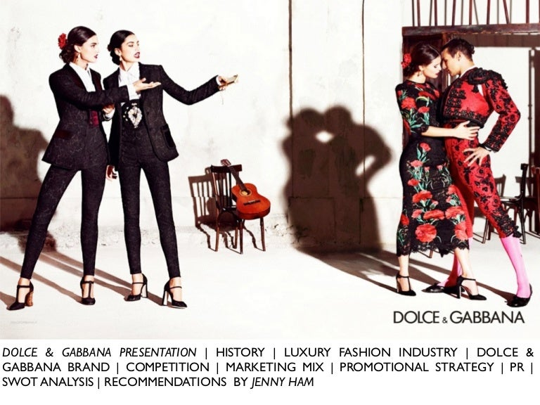 4725808247be Dolce and Gabbana Presentation
