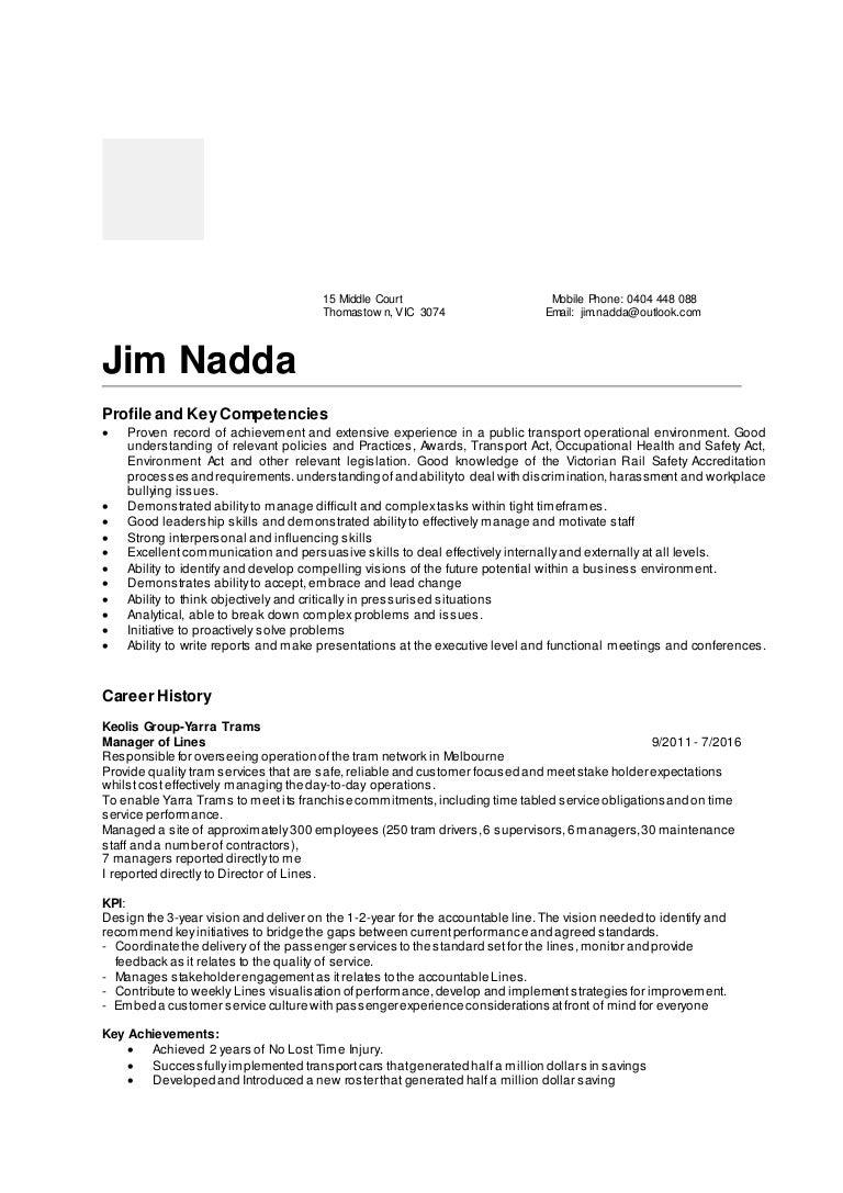 Jim Nadda Resume Final
