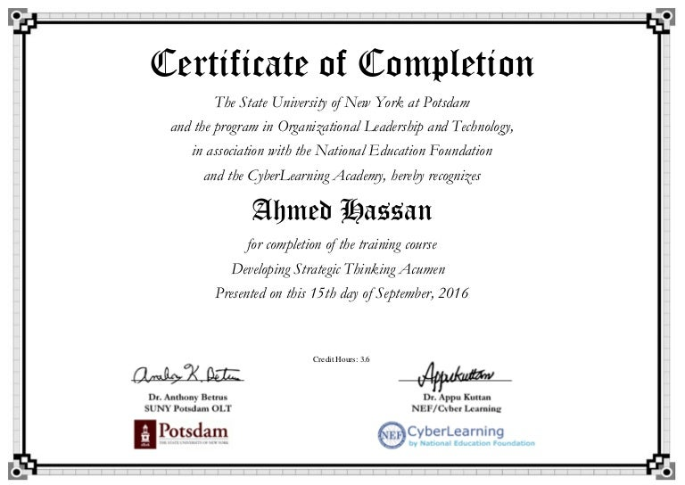 Sample certificate for leadership training image collections training course completion certificate template choice image sample certificate of completion on the job training image yadclub Choice Image