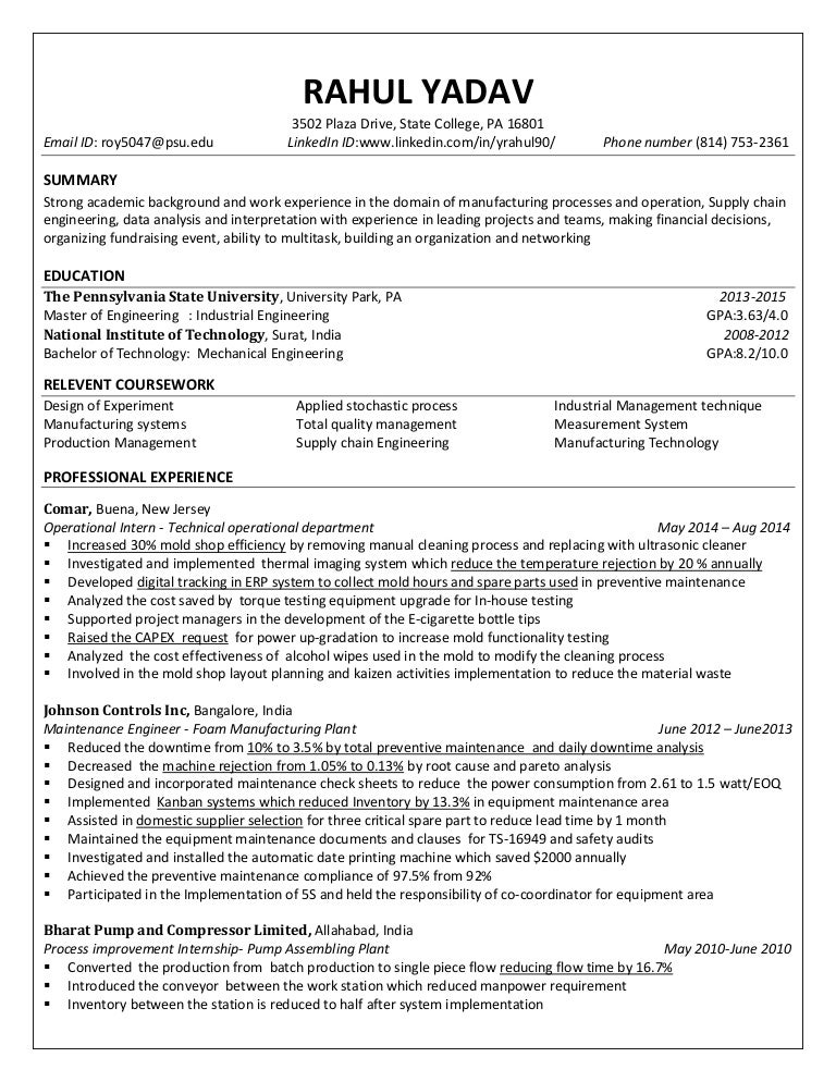 Digital Communications Resume free cv resume template contract