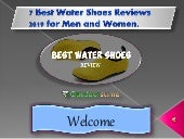 7 best water shoes reviews 2019 for men and women