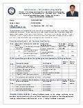 srivatsan cv marine engineering revised - Marine Engineer Sample Resume