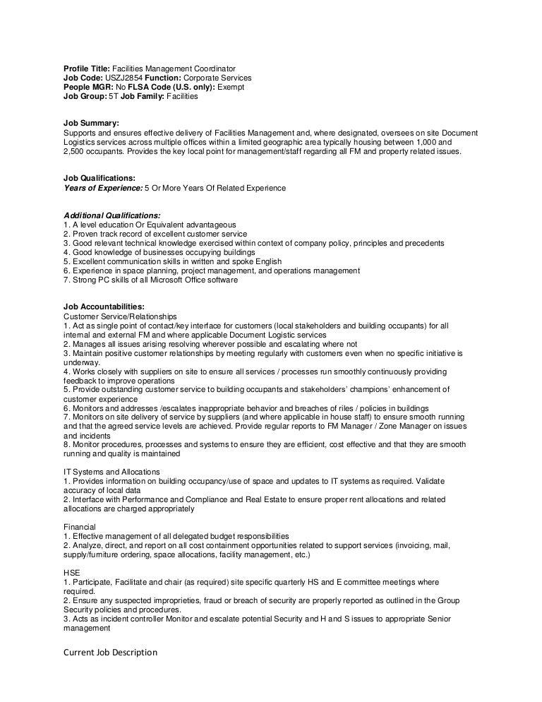 Property Management Job Description. Real Estate Property Manager ...