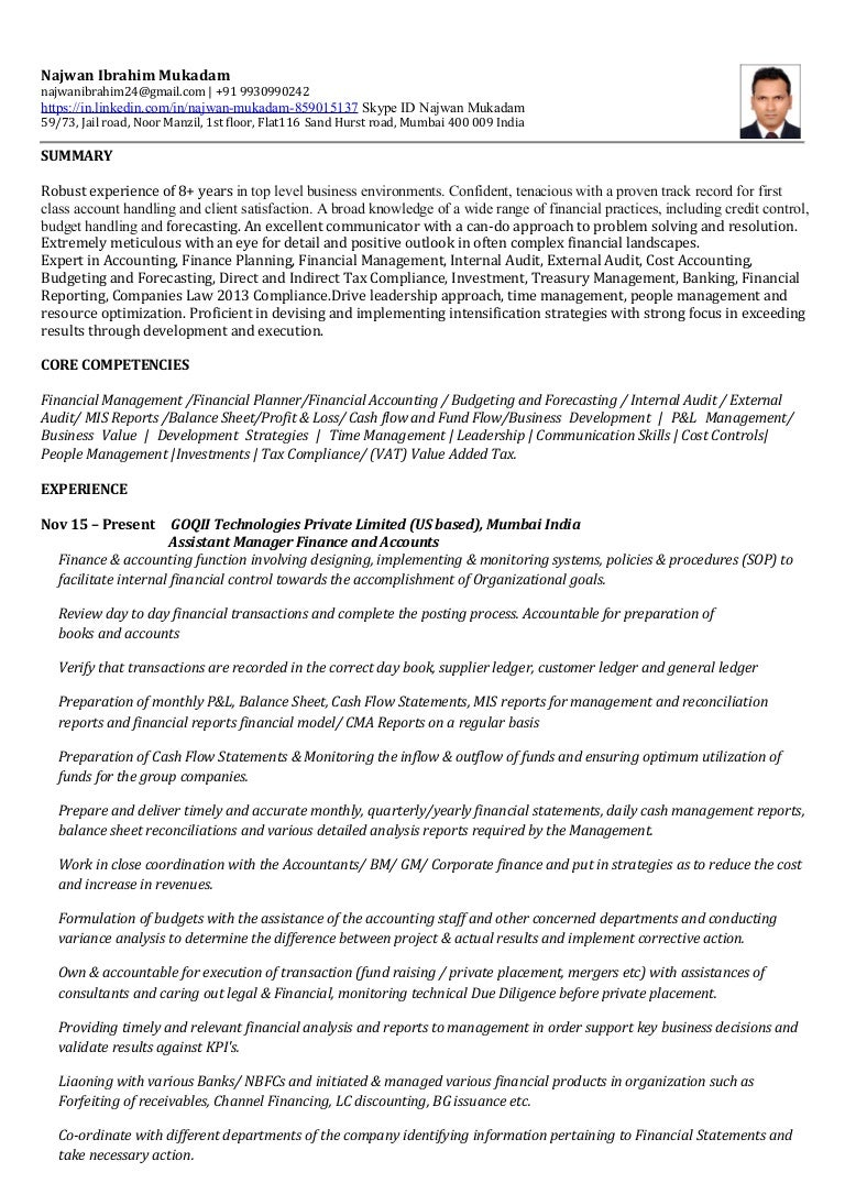 Resume nvjuhfo Choice Image