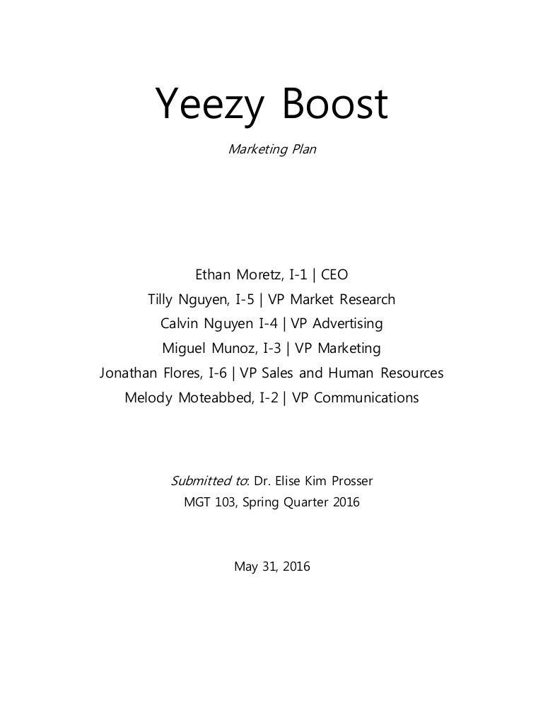 Yeezy Boost