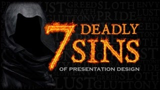 7 Deadly Sins of #PresentationDesign