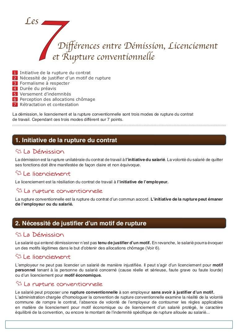 07324a93917 7differences demission-licenciement-rupture-salaries