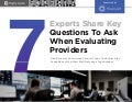 BlueVoyant: 7 Experts Share Key Questions To Ask When Evaluating Providers