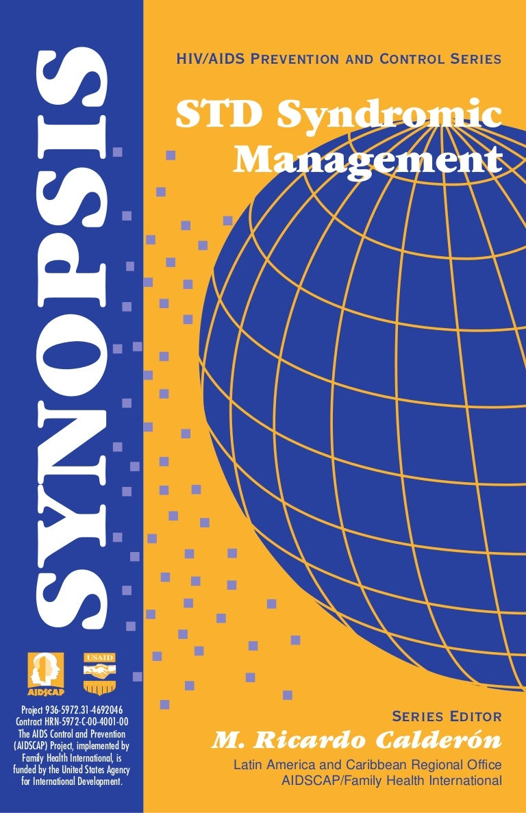 7.Synopsis.STD.Syndromic.Management