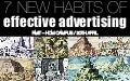 7 new habits of advertising