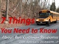 7 Things You Need To Know To Respond To Bus Incidents