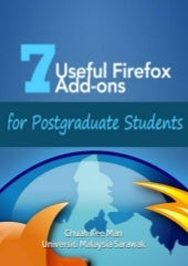 7 Useful Addons for Postgraduate Students