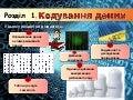 Урок №2. Кодування символів