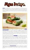 8.2 vegan recipes
