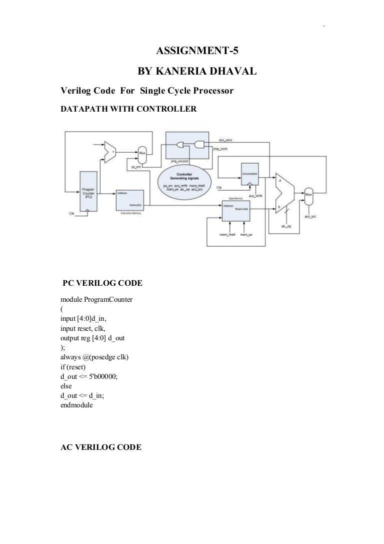 8 Bit Single Cycle Processor Circuit Diagram Of Alu Bitsinglecycleprocessor 140206050227 Phpapp02 Thumbnail 4cb1391663015