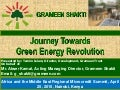AMERMS Workshop 8: Microfinance for a Sustainable Environment (PPT by Grameen Shakti)