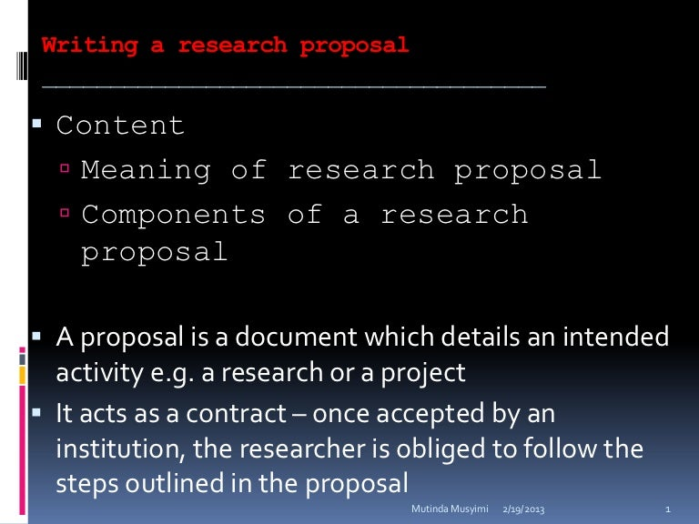 ethnographic research proposal As an ethnographer, you're concerned with studying a culture and writing about it your study may focus on human society and history (ie, cultural anthropology) or might instead deal with a subset of society (for example, an institutional or business culture.