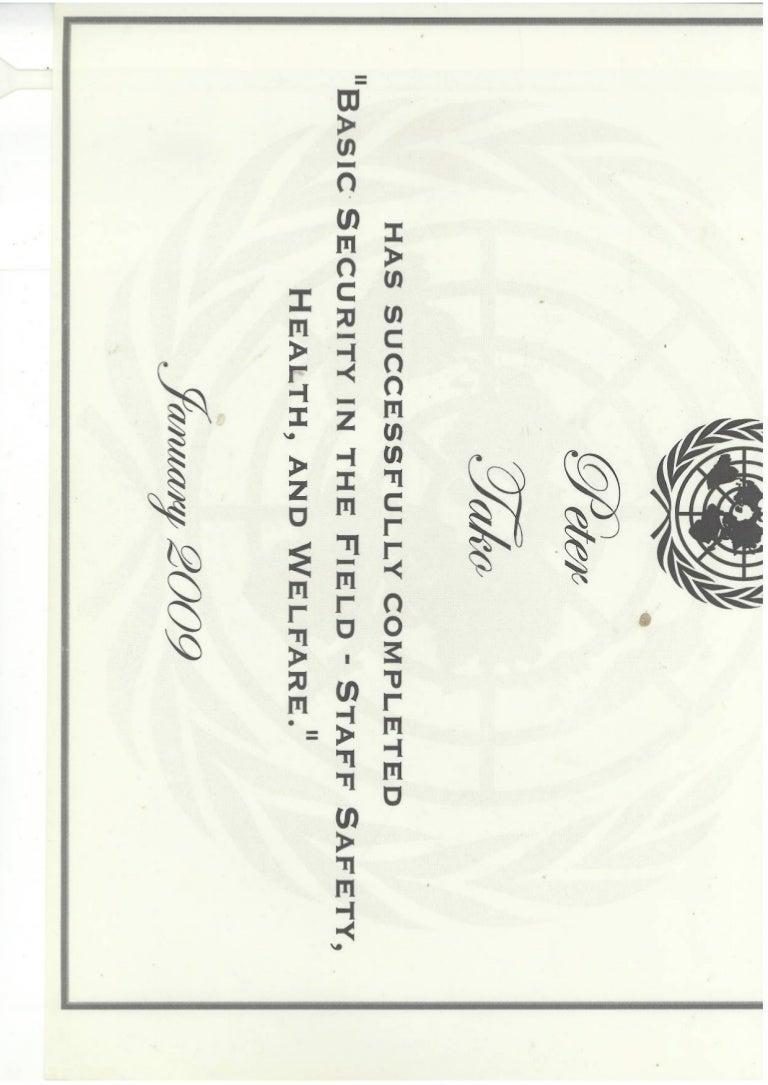 security certificate basic