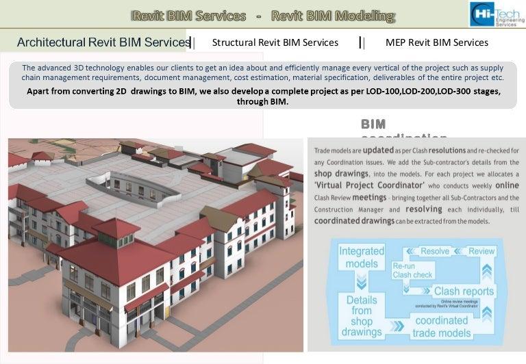 Revit BIM Presentation