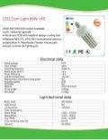 80W LED Corn Light new