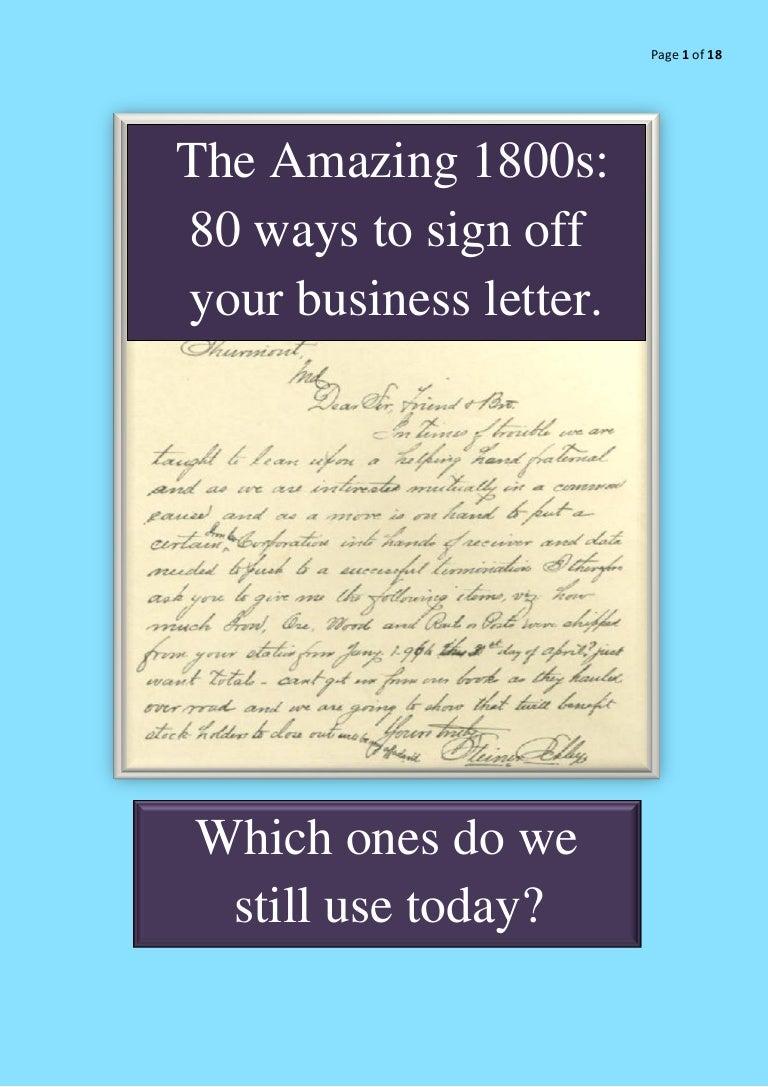 Sign Off On Letter from cdn.slidesharecdn.com
