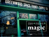 826National: Store + Mission = Magic