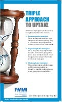 Poster: Triple Approach to Uptake