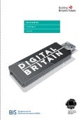 Digital Britain - Final report