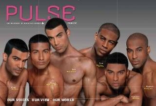 PULSE Magazine (Pride 2007)