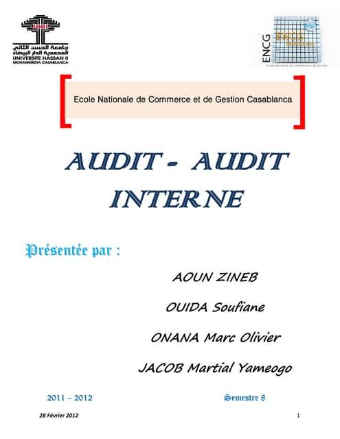 Audit-audit-interne