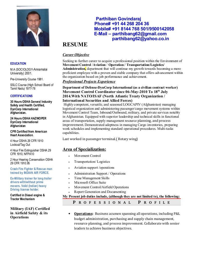 Free Professional Resume » how long is osha certification good for ...