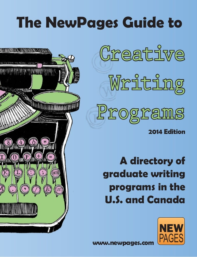 creative writing graduate programs in california In 2005, university of michigan alumna helen zell donated $5 million to the university's graduate program in creative writing, to be spent quickly to build the program's reputation.