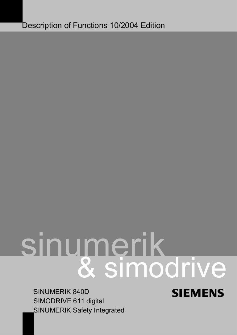 Siemens 840d diagnostic manual download now [pdf document].